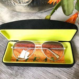 TED BAKER LONDON White Frame Sunglasses 😎